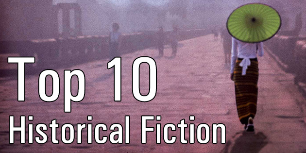 Top 10 Historical Fiction 2017 By Donna Seaman Booklist Online