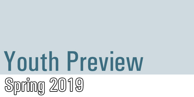 Spring Youth Preview: 2019, by Ada Wolin | Booklist Online
